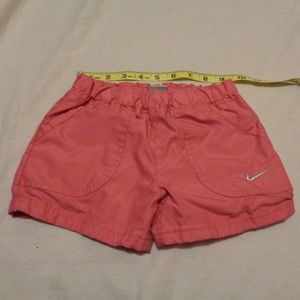Nike Pink 3T Girls Shorts